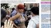 Bodyguard-ul Rihannei, cu mâna pe sânii ei