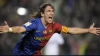 Carles Puyol donează cecul de 100 de mii de euro de la UEFA