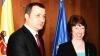 Filat apelează la Catherine Ashton pentru eliberarea primarului de Corjova