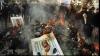 Cel puţin şapte morţi şi peste 50 de răniţi în urma luptelor dintr-un oraş libian