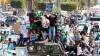 A rămas fără un picior în urma atacului forţelor lui Gaddafi