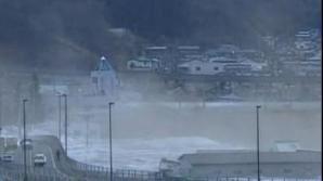 Efecte devastatoare ale seismului în Japonia: Sute de morţi şi răniţi