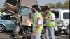 127 de maşini, implicate într-un accident în lanţ, în Abu-Dhabi VEZI VIDEO