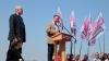 Igor Dodon promite tinerilor locuinţe, scutiri în transportul public şi 5000 de lei la naşterea primului copil