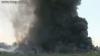 Incendiu într-o tabără de romi de la periferia Romei  VEZI VIDEO
