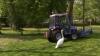 Poveste de dragoste între o lebădă și un tractor VEZI VIDEO