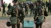 Doi militari condamnaţi pentru că au bătut 3 soldaţi