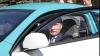Putin a testat noul automobil hibrid Yo-mobile VEZI VIDEO