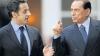 """Sarkozy şi Berlusconi sunt """"ruşinea Europei"""", spune un lider socialist francez"""