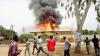 Nigeria fierbe de proteste