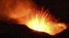 Explozii de lavă în Sicilia