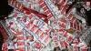 6 persoane reținute și 9 mii de pachete de ţigări depistate pe malul râului Prut