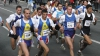 Maratonist ameninţat cu pistolul chiar în timpul cursei