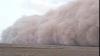 O furtună de nisip a lovit nordul şi nord-vestul Chinei în ultimele trei zile