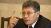 Ghimpu mai crede în AIE: Decizia de a ieşi din Alianţă va fi fatală pentru cel care va încerca