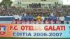 Oţelul Galați este oficial campioană a României la fotbal