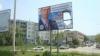 Incident în Nisporeni: 12 panouri electorale ale PL au fost distruse