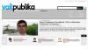 S-a lansat Voxpublika.md, platforma de comentarii, bloguri și analize a Publika.md