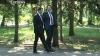 EXCLUSIV Prietenii Filat și Tănase, în pas de plimbare pe Aleea Clasicilor VIDEO