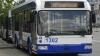 Troleibuzul 22 va circula până la Porţile oraşului