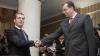 """Lupu felicitat de Medvedev: """"Stimate Marian Ilici..."""""""