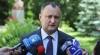 Dodon: Nu pot să spun dacă Eminescu ar fi votat sau nu pentru mine