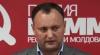 Igor Dodon comentează rezultatele alegerilor. ÎN DIRECT LA PUBLIKA TV