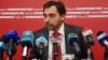 """(VIDEO) Tkaciuk """"dezvăluie"""" acţiuni secrete ale Procuraturii Generale şi SIS"""