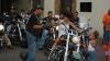 Sute de bikeri au organizat o paradă în centrul Capitalei