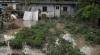 În satul Tigheci, raionul Leova apa a dărâmat 2 case şi a inundat zeci de beciuri