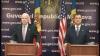 McCain: Congresul sprijină dezvoltarea democratică a Moldovei. Filat: Mă bucur că avem astfel de prieteni