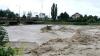 Meteorologii anunţă că vin viiturile pe Prut. Satele din nordul ţării sunt în pericol