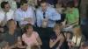 Un suporter a prins mingea de baseball în paharul cu bere VIDEO!