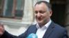 Dodon a depus la judecătoria Centru contestaţia privind declararea nulităţii alegerilor şi dispunerea organizării votării repetate