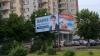 În turul II cu panouri noi! Dorin Chirtoacă pe billboard-uri electorale în tot oraşul