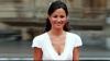 Pippa Middleton şi-a făcut apariţia la o întrecere sportivă din Scoţia la bordul unui elicopter