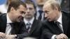 Medvedev nu vrea să concureze cu Putin