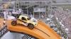 Noul record mondial la salt cu maşina: A zburat 101 metri VEZI VIDEO