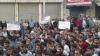 Protest în Siria: Zeci de oameni îl susţin pe preşedintele Bashar Al Assad