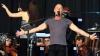 Solistul britanic Sting a susţinut un concert la Bucureşti