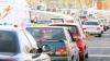 Trafic rutier suspendat pe strada Grigore Ureche colţ cu Vasile Alecsandri