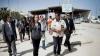 Angelina Jolie a vizitat refugiaţii de pe insula italiană Lampedusa