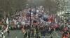 Grevă în Marea Britanie, protest tacit la Minsk