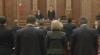 Deputații au ținut un minut de reculegere în memoria victimelor din Norvegia