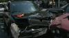 O maşină a Parlamentului implicată într-un accident în centrul Capitalei