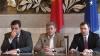 PLDM a părăsit şedinţa Consiliului AIE. Liderii se vor întruni vineri pentru a discuta formarea coaliţiilor locale