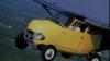 Maşina zburătoare: Costă cât un Ferrari şi se transformă în avion în 30 de secunde
