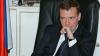 Ruşii pierd încrederea în Medvedev