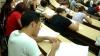 Astăzi absolvenţii vor susţine ultimul examen din sesiunea suplimentară de bacalaureat