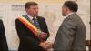 Chirtoacă a primit felicitări de la Dodon: Sper să fie sincere şi... mai bine mai târziu decât niciodată